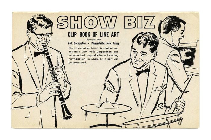 """""""Show Biz"""" (No. 303) with the title in more ."""