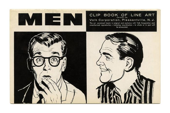 """Men"" (No. 292) again with Filmotype Flare."