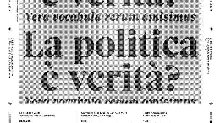 La politica è verità? 6