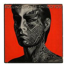 Rolling Stones – <cite>Tattoo You</cite> album art