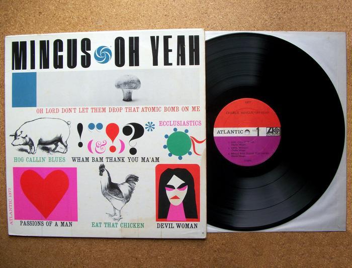 Mingus – Oh Yeah 2