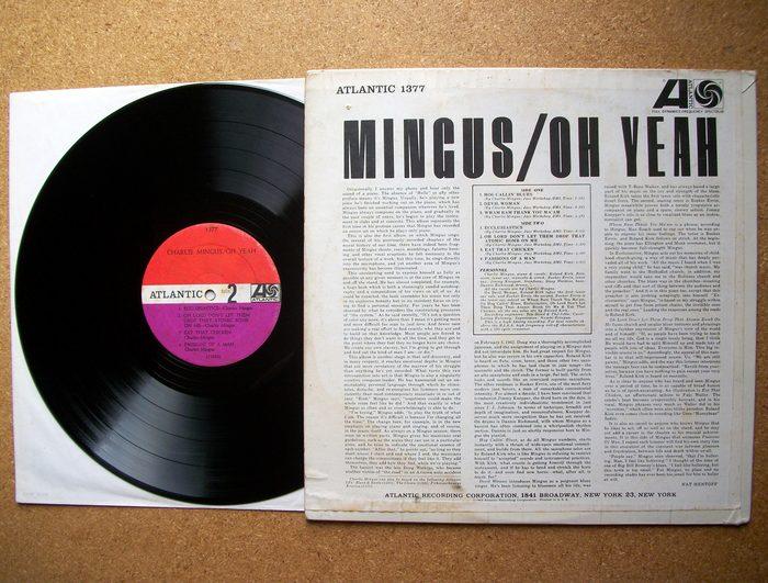 Mingus – Oh Yeah 3