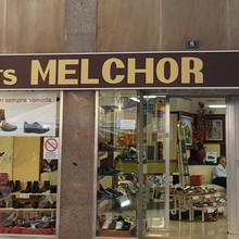 Calçats Melchor, Palma