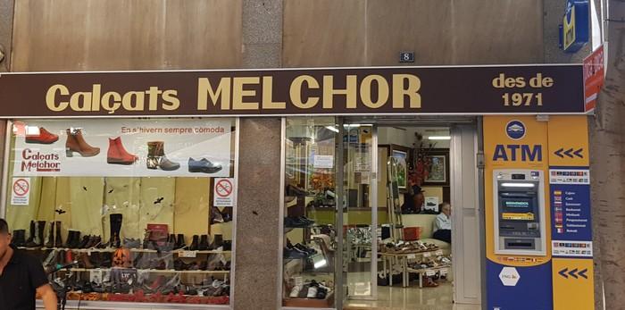 Calçats Melchor, Palma 1