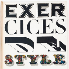 <span><cite>Exercices de style</cite>, <span>Gallimard (</span>1963)</span>