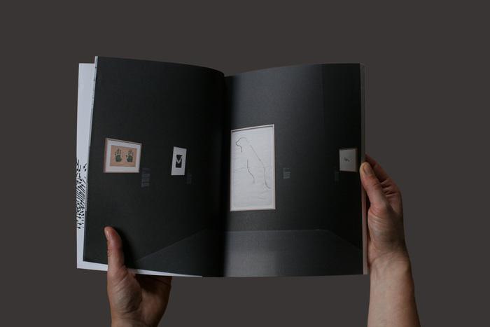 Une bréve histoire des lignes exhibition catalog 5