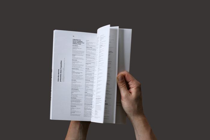 Une bréve histoire des lignes exhibition catalog 8