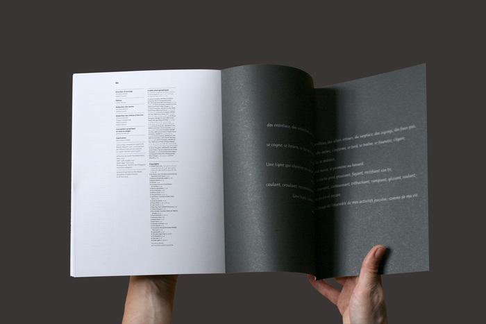 Une bréve histoire des lignes exhibition catalog 9