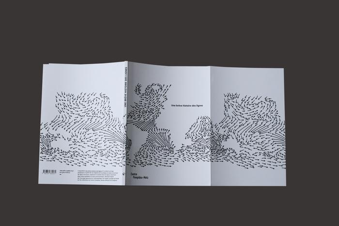 Une bréve histoire des lignes exhibition catalog 11