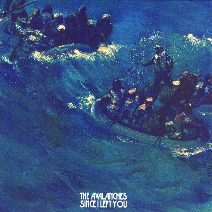 Front cover of the album Since I Left You, by the Avalanches.