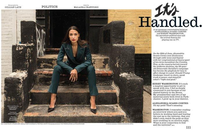 Interview magazine (2018–) 2
