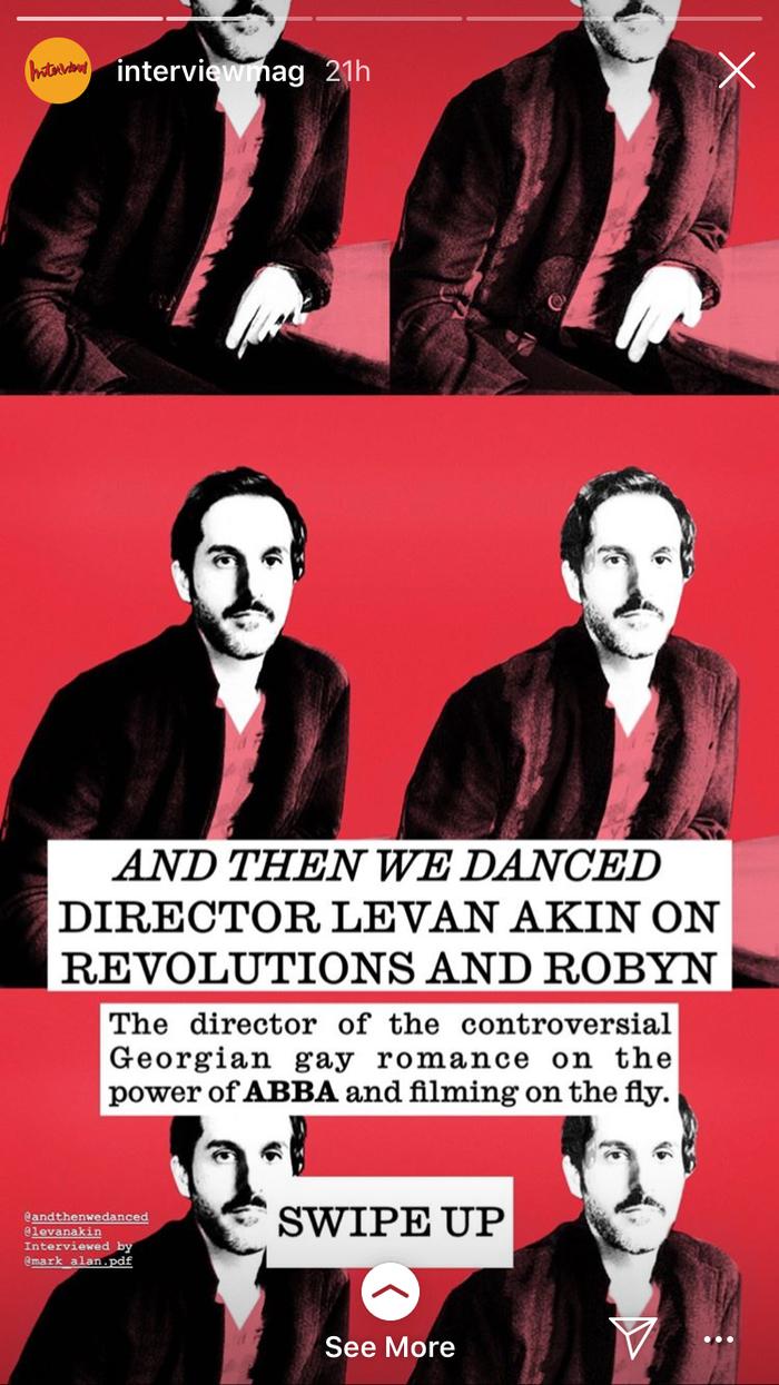 Interview magazine (2018–) 13