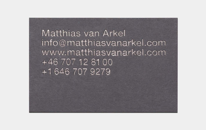 Matthias van Arkel 2