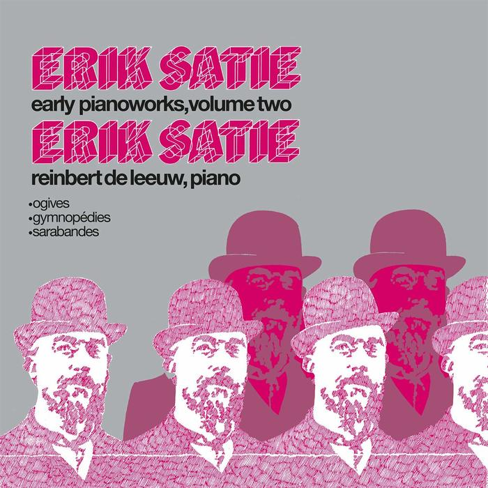 Erik Satie, early pianoworks by Reinbert the Leeuw 2