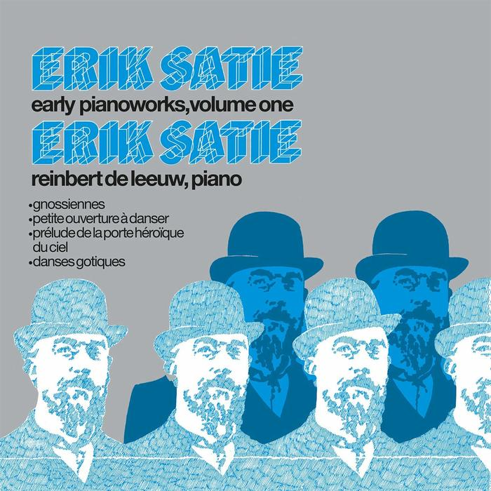 Erik Satie, early pianoworks by Reinbert the Leeuw 1