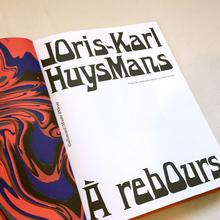 <cite>À rebours</cite> — Joris-Karl Huysmans