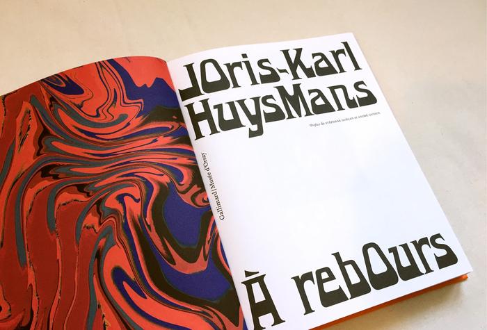 À rebours — Joris-Karl Huysmans 2