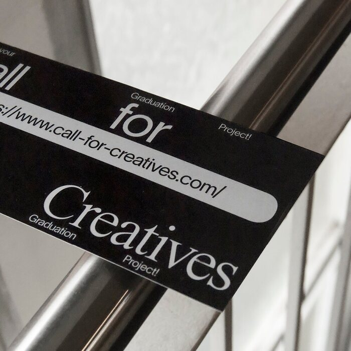 Call for Creatives 4