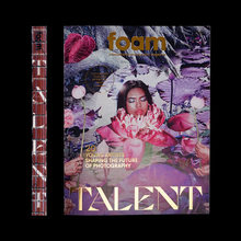 "<cite>Foam</cite> magazine #55, ""Talent"""