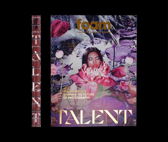 """Foam magazine #55, """"Talent"""" 1"""