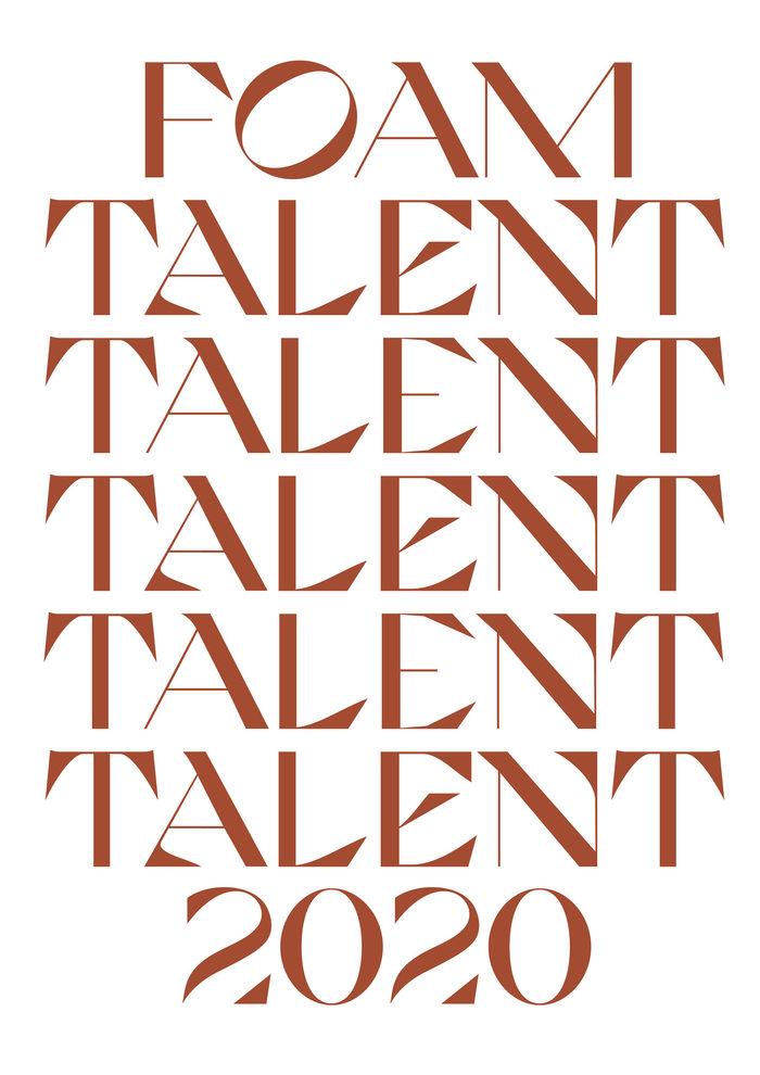 """Foam magazine #55, """"Talent"""" 3"""