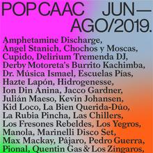 POP CAAC 2019