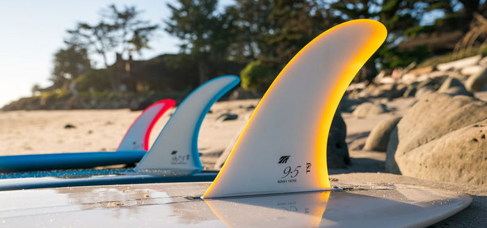 TSJ × True Ames Surf Fins collection 2