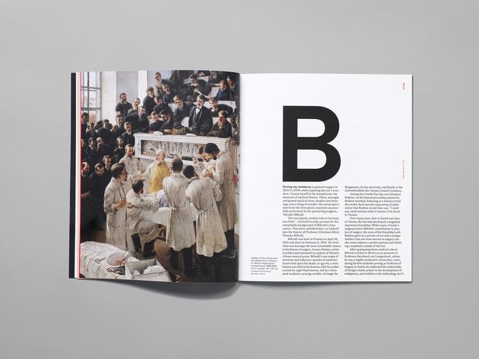 Roscoe magazine, Issue No. 1, 2017 4