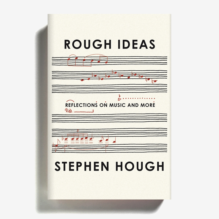Rough Ideas by Stephen Hough 1