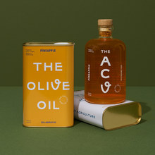 Pineapple Collaborative packaging
