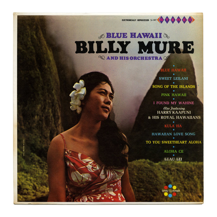 Blue Hawaii – Billy Mure and His Orchestra