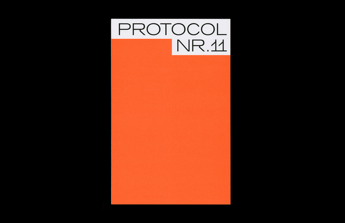 Protocol Nr.11 – Magazin für Architektur im Kontext 2