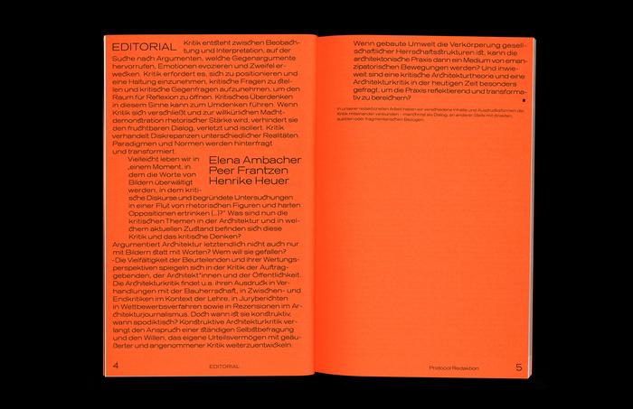 Protocol Nr.11 – Magazin für Architektur im Kontext 4