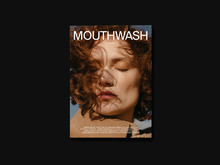 "<cite>Mouthwash</cite> magazine, Issue 2 ""Home"""