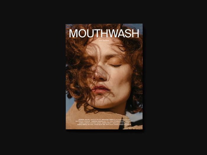 """Mouthwash magazine, Issue 2 """"Home"""" 1"""