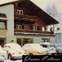 Pension Müllauer postcard