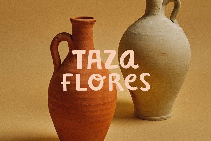 Taza Flores 3