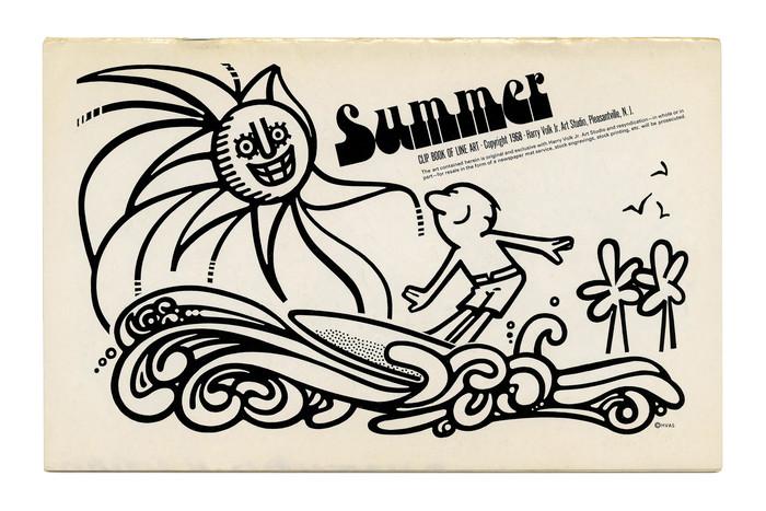 """Summer"" (No. 483) ft.  on an angle."