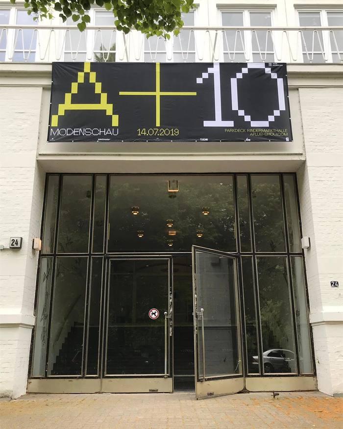 A+10 Modenschau at HAW Hamburg 1
