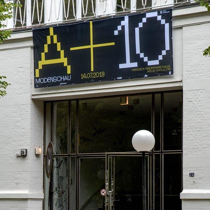 A+10 Modenschau at HAW Hamburg 13