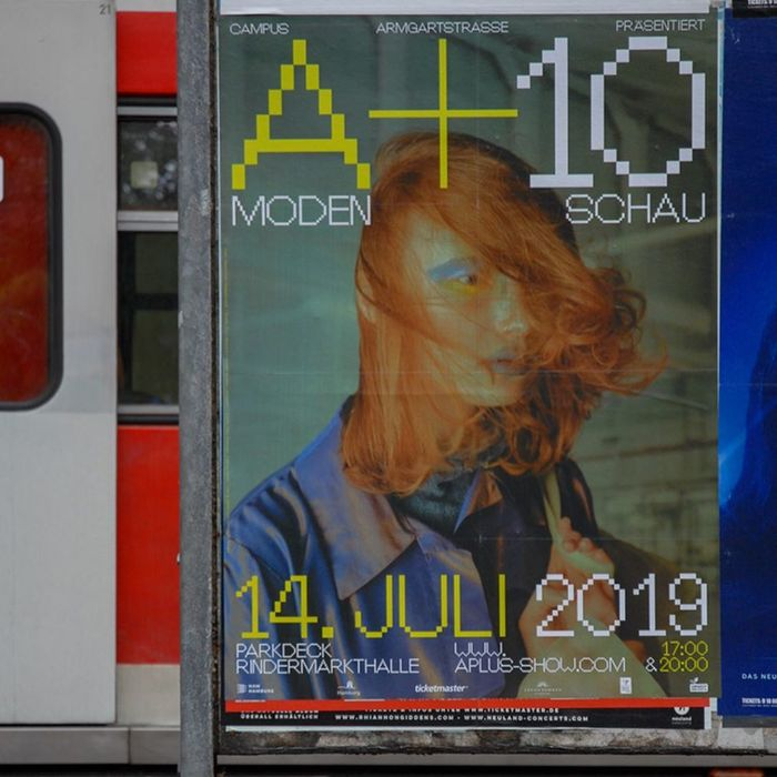 A+10 Modenschau at HAW Hamburg 4