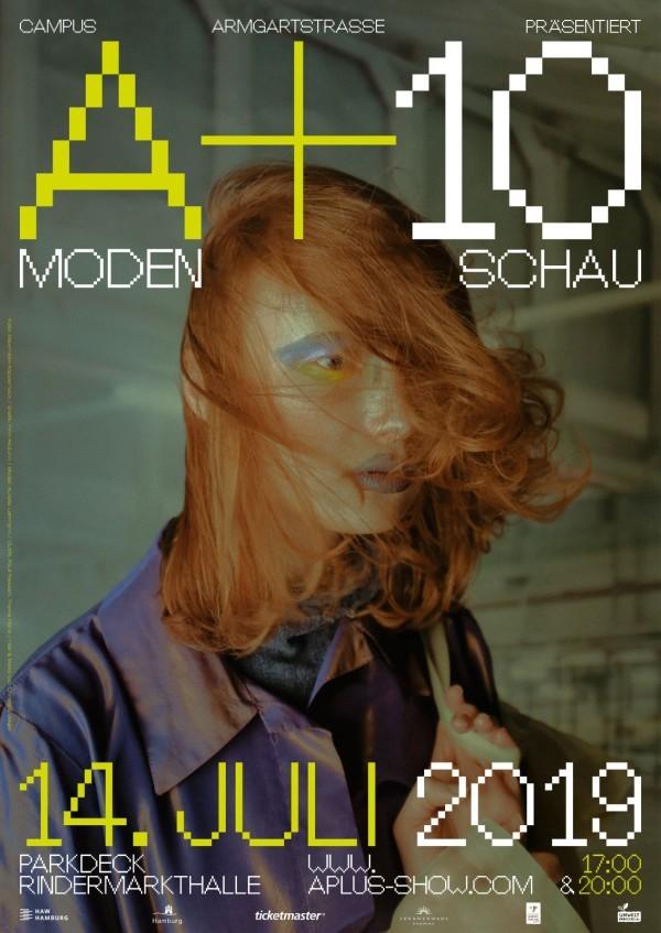 A+10 Modenschau at HAW Hamburg 2
