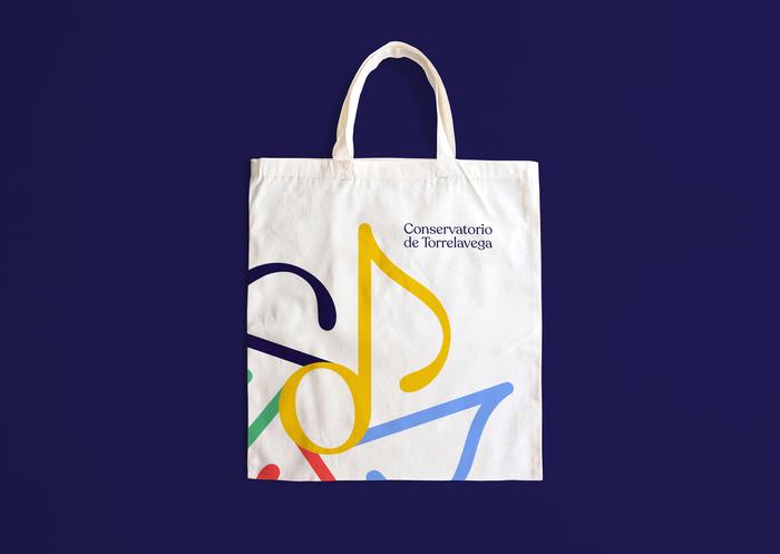 Conservatorio de Torrelavega branding 5