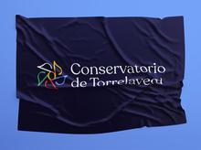 Conservatorio de Torrelavega branding