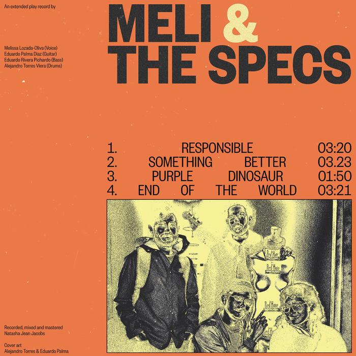 Break Something Better– Meli & The Specs 2