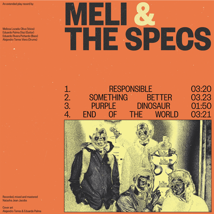 Break Something Better– Meli & The Specs 2