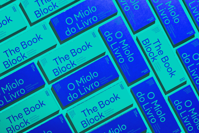 The Book Block / O Miolo do Livro 3
