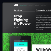 FLEx Lighting website