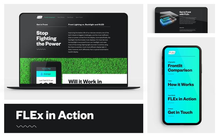 FLEx Lighting website 5