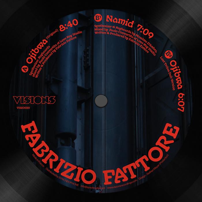 """""""Ojibwa""""/ """"Namid"""" – Fabrizio Fattore 2"""